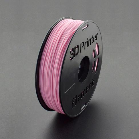 1.75mm PLA 3D打印机耗材 (1Kg) –粉色