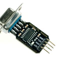 有线通信-RS232-TTL转换接口