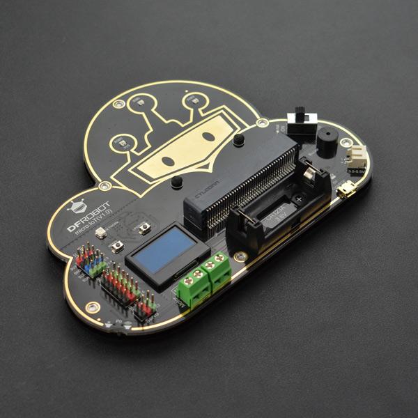 micro:IoT micro:bit IoT物联网编程平台