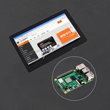 套餐组合-树莓派4代B型2GB带7寸LCD电容式触摸屏
