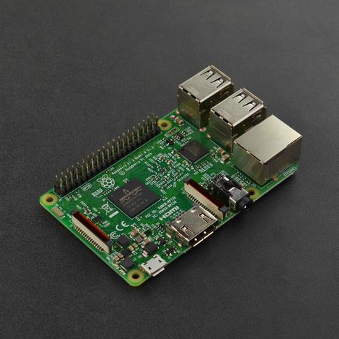 树莓派3代B型 原装现货 Raspberry Pi Model 3 B 板载wifi和蓝牙
