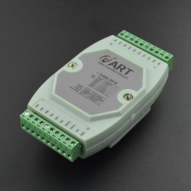 DFRobot創客商城新品推薦8路隔離式模擬量采集模塊