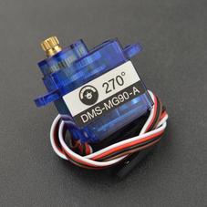 全部商品-9g 270度金属带模拟值反馈舵机(1.5kg)
