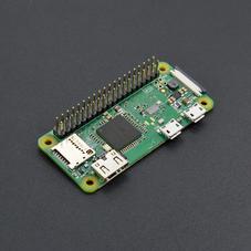 树莓派控制器-树莓派Raspberry Pi Zero W (带排针)