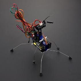 DFRobot智能机器人-虫虫机器人六足版 兼容蓝牙4.0