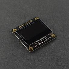 """0.96""""128x64 IIC/SPI OLED单色显示屏"""