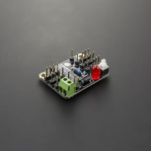 Gravity: Beetle主控器扩展板