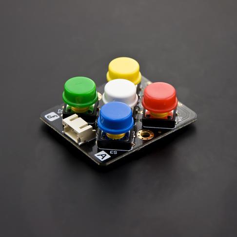 ADKeyboard模拟按键模块