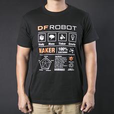 DFRobot周边T恤 中性S