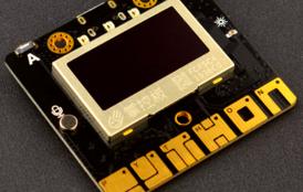 掌控板&micro:bit接管二哈与它的朋友们