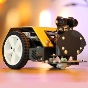 DFRobot智能机器人-Max探索者 Arduino入门编程机器人