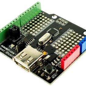 USB Host Shield 主机扩展板 (Arduino兼容)