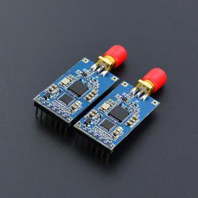 DFRobot物联网通信-LoRa无线通信模块 - 433MHZ