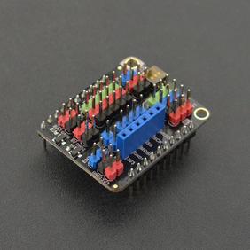 DFRobot新品推荐-TinkerNode Gravity IO扩展板