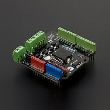 直流电机驱动-L298P双路2A直流电机驱动