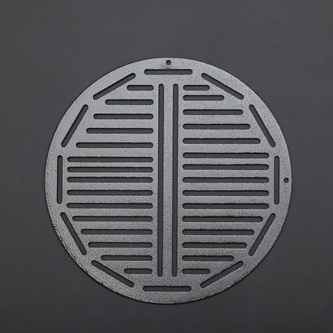 多孔原型钣金板(圆形)