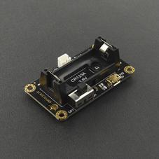 micro:bit-CR123A鋰電池電源管理模塊 micro:bit麥昆機器人...