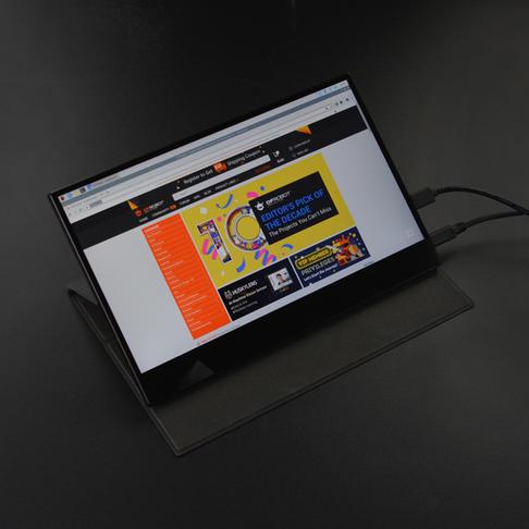 12.5寸4K IPS触摸显示屏