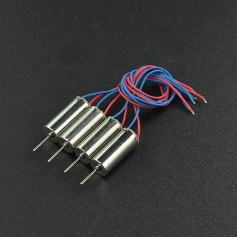 4PCS 空心杯电机(7*16mm)