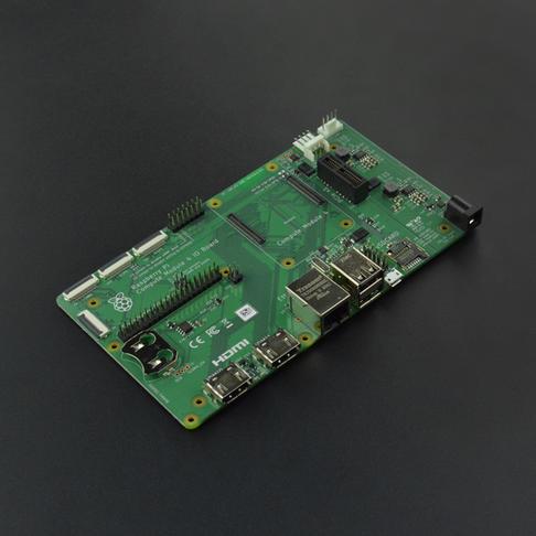 树莓派计算模块4IO扩展板