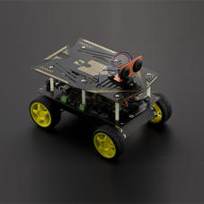 创客教育套件-切诺基4WD移动机器人套件