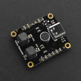 DFRobot创客商城新品推荐语音录放模块-breakout