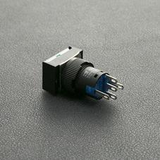 传感器模组-多彩发光自锁开关-绿
