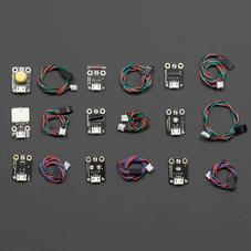 Arduino學習套件-Gravity:傳感器9件套 (Arduino兼容)