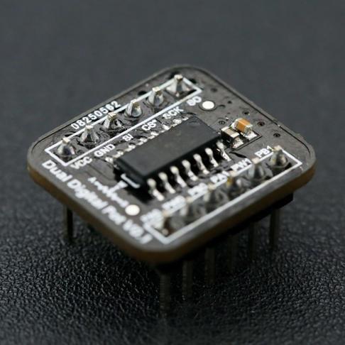 双路数字电位器 (100K)