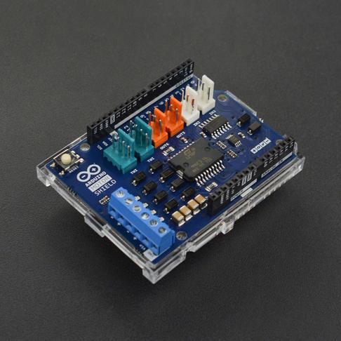 Arduino Motor Shield 电机驱动板(意大利原装进口)