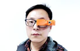 Arduino 测温眼镜