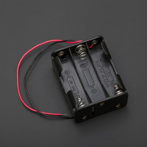 6节5号双层电池盒