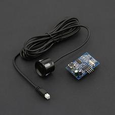 超声波传感器-防水独立探头超声波测距模块