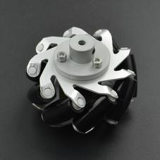 新品-金属麦克纳姆轮-左轮(65mm)