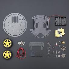 智能机器人-3PA三轮小车套件