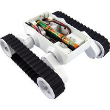 智能机器人-路虎5履带底盘