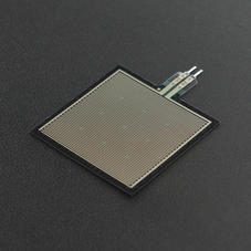 电阻式压力传感器10Kg  40mmx40mm