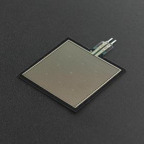 DFRobot新品推荐-电阻式压力传感器10Kg  40mmx40mm