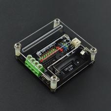 新品-Micro:IO-BOX 电机驱动扩展板