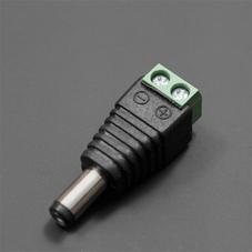 电子元件-DC2.1电源转接头 公头