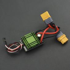 机器人-20A双向有刷电调(带XT60插头)
