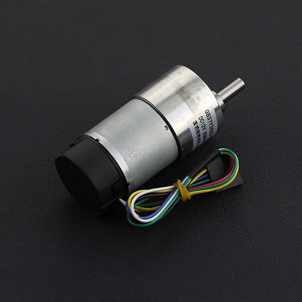 直流电机热卖推荐-12V 直流减速电机83rpm 带编码器