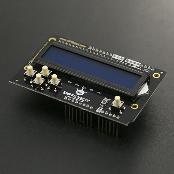 LCD/LED/OLED显示屏热卖推荐-1602 LCD显示器扩展板 V2.0