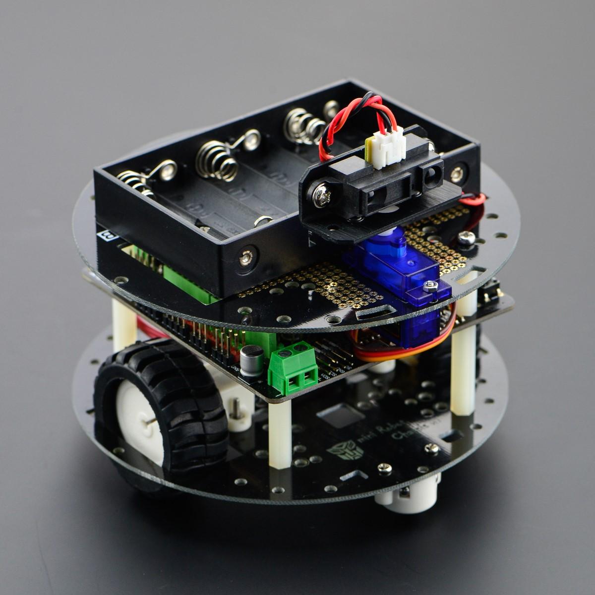 智能机器人热卖推荐-MiniQ智能小车 探索套件