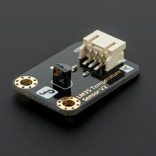 模拟LM35线性温度传感器(Arduino兼容)