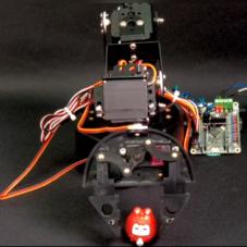玩机械臂、多组机器人,选威龙控制器