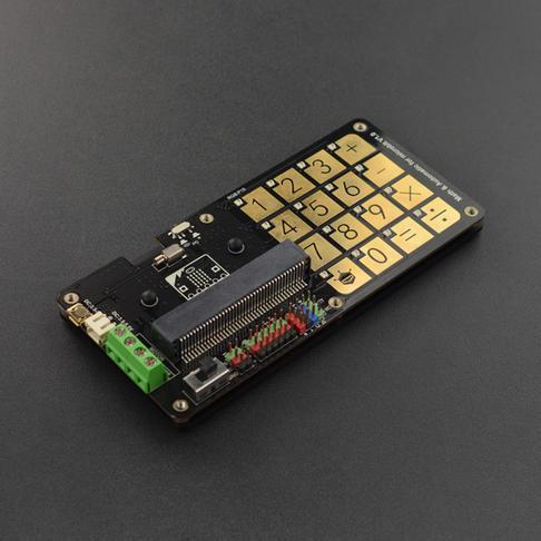 micro:bit 4x4触控数字键盘扩展板