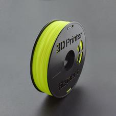 打印耗材-1.75mm PLA 3D打印机耗材 (1Kg) –荧光黄