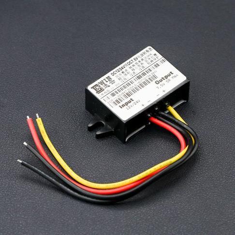 DC24V转DC7.5V 5A 电源转换器