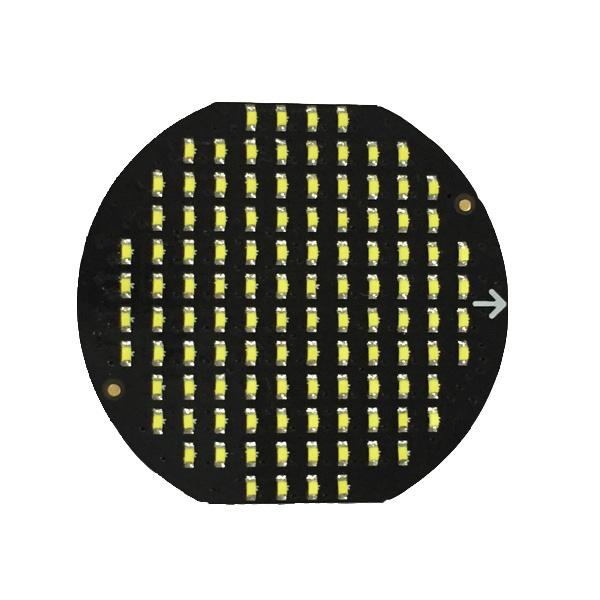 电子胸章物料板